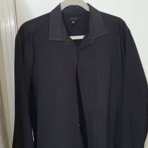 H&M Men's Slim Fit Easy Iron XL Dress Shirt